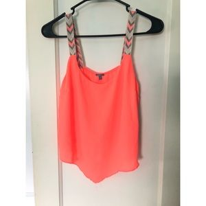Charlotte Russe Low to High Tank